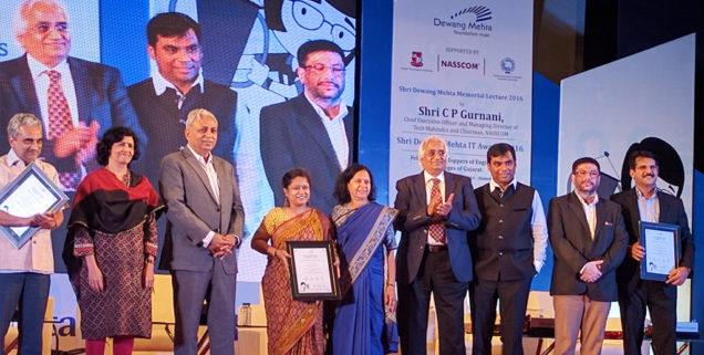 devang mehta IT awards